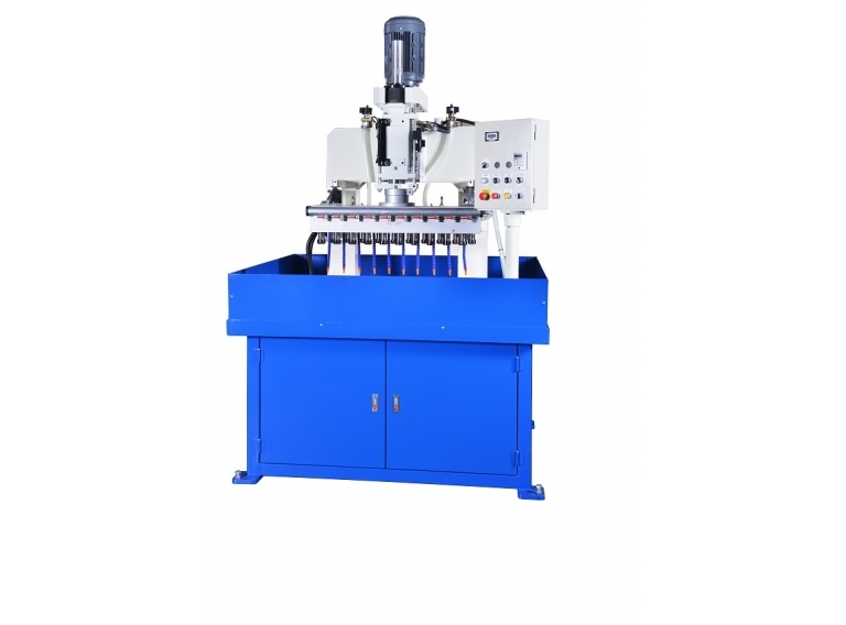 AUTO. DRILLING MACHINE WITH MULTI HEAD