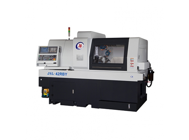 JSL-42RB/RBY SWISS TYPE CNC LATHE
