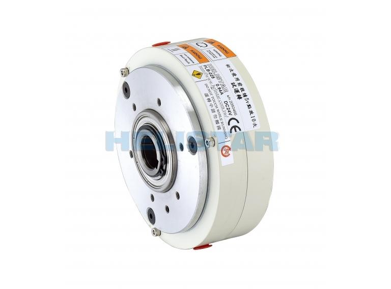 磁粉式中空軸低轉速制動器(0.3~80kg/m)