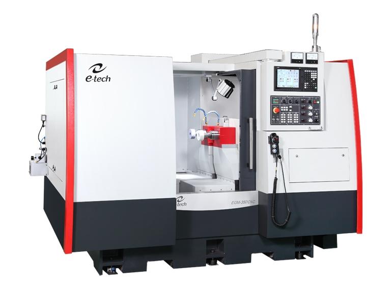 CNC Precision Hybrid ID & OD Grinder