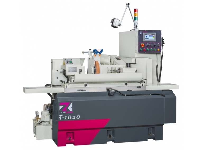 TWO AXIS NC CYLINDRICAL GRINDER