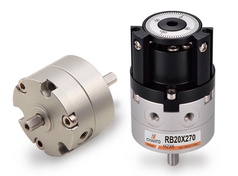 RB 轉角缸/迴轉缸 葉片型