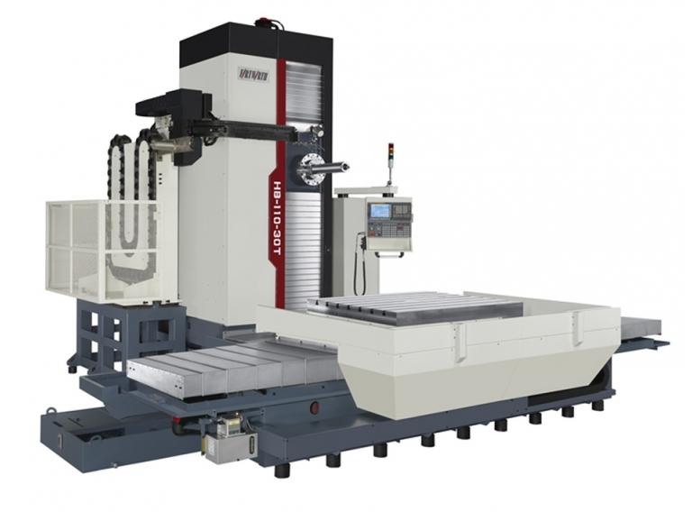 CNC 臥式搪銑床
