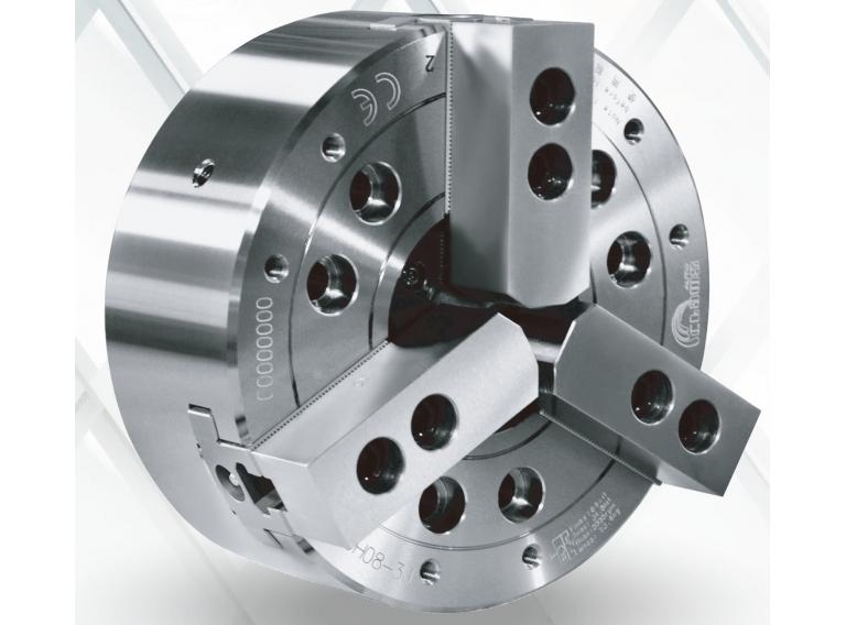 High Precision Thru-Hole Chuck Series