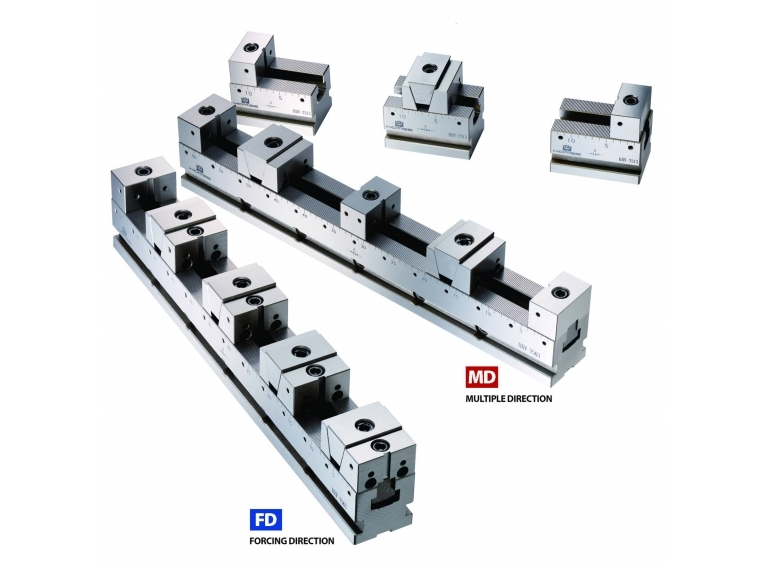 Vise In-Row