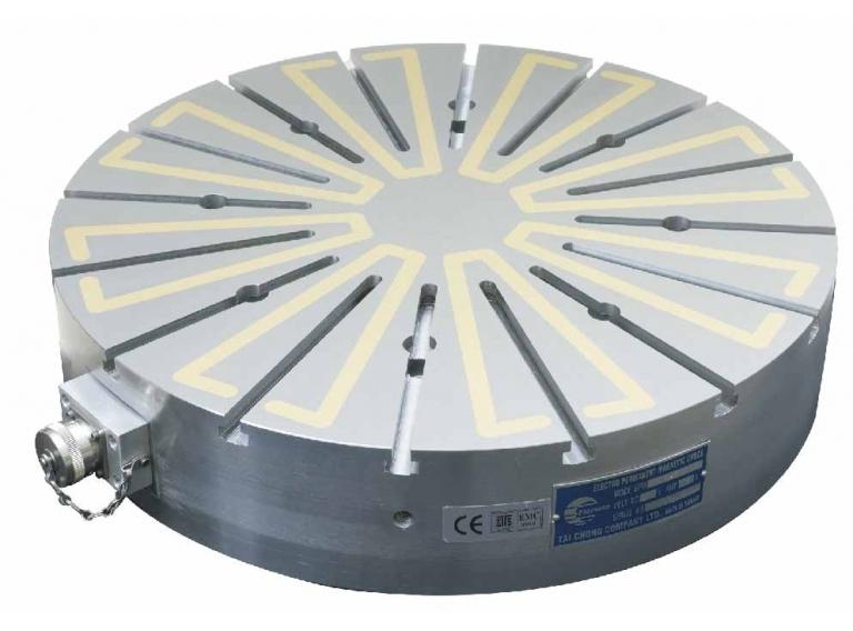 圓型星目強力型電永磁夾盤