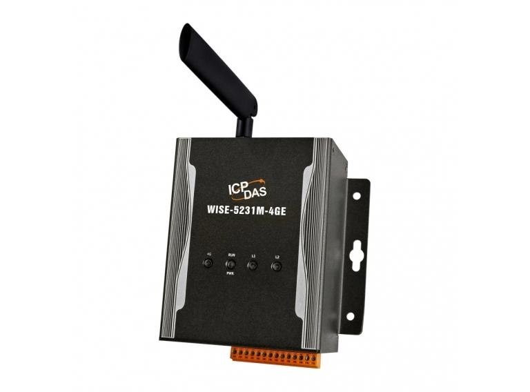 智慧型物聯網 I/O 控制器 (支援 4G 無線網路功能)