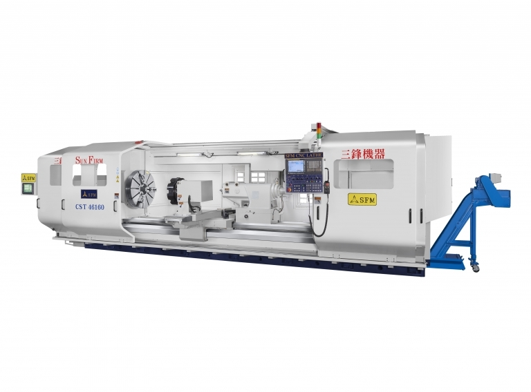 Intelligent Heavy Duty CNC Lathe