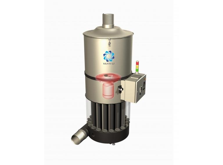 高壓式納米級脈衝集塵機