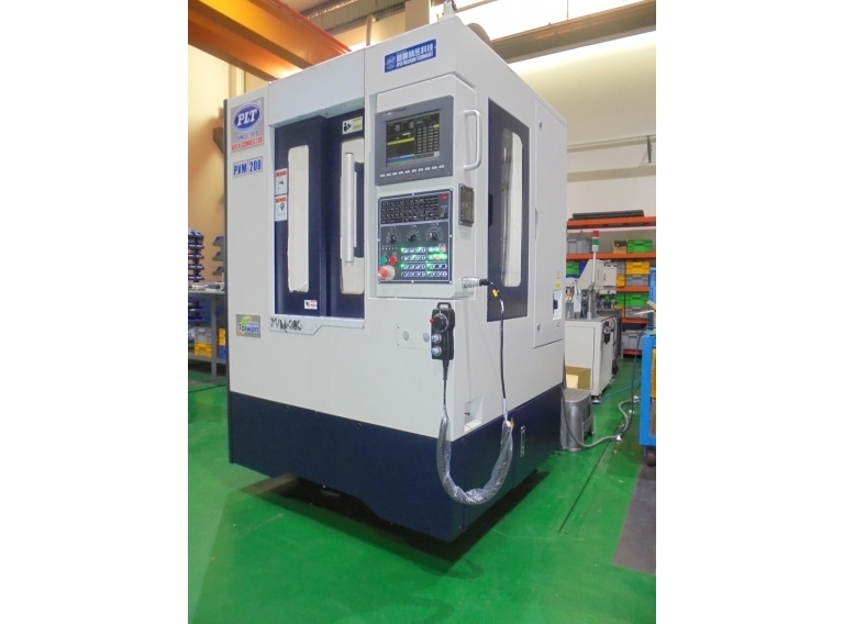 PVM-200  精巧型雕銑加工中心機