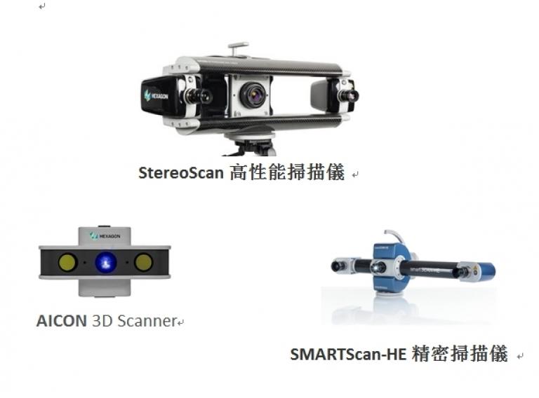 光學掃描測量系統