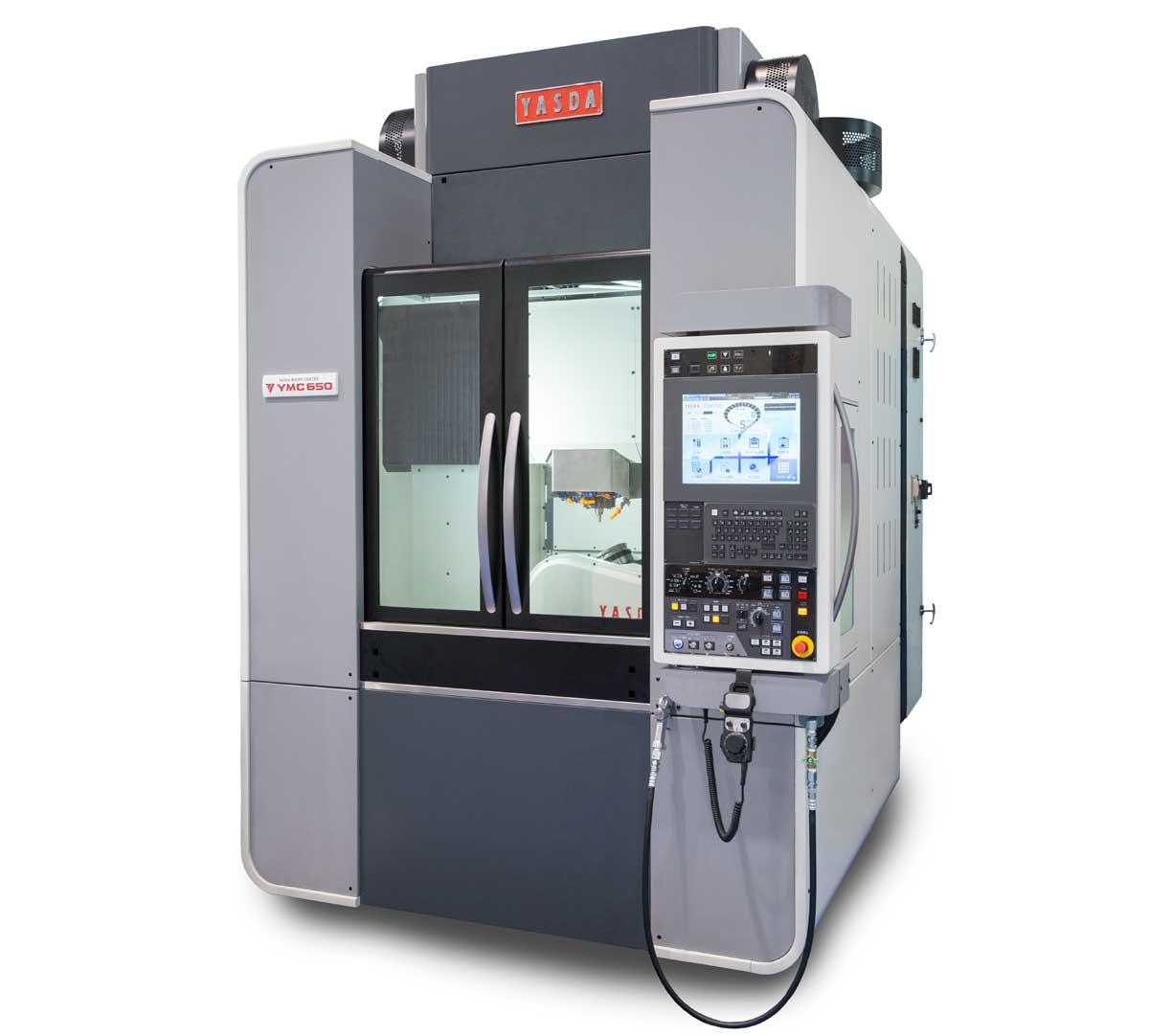 YASDA YMC650超微米加工中心機