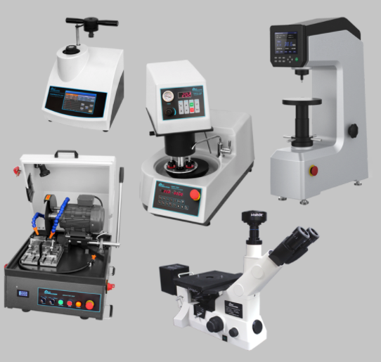 Metallographic Equipment