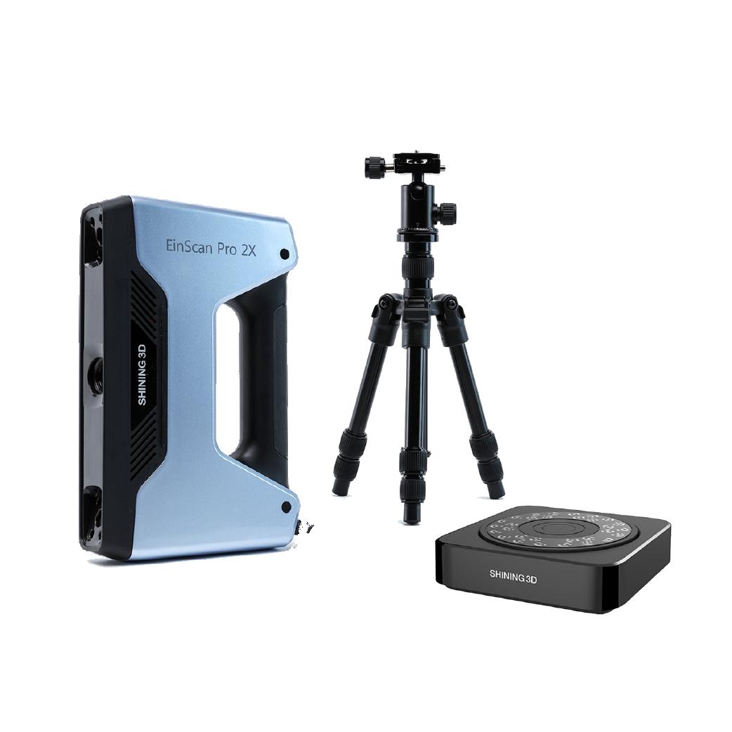 Pro 2X / Pro 2X Plus 3D Scanner