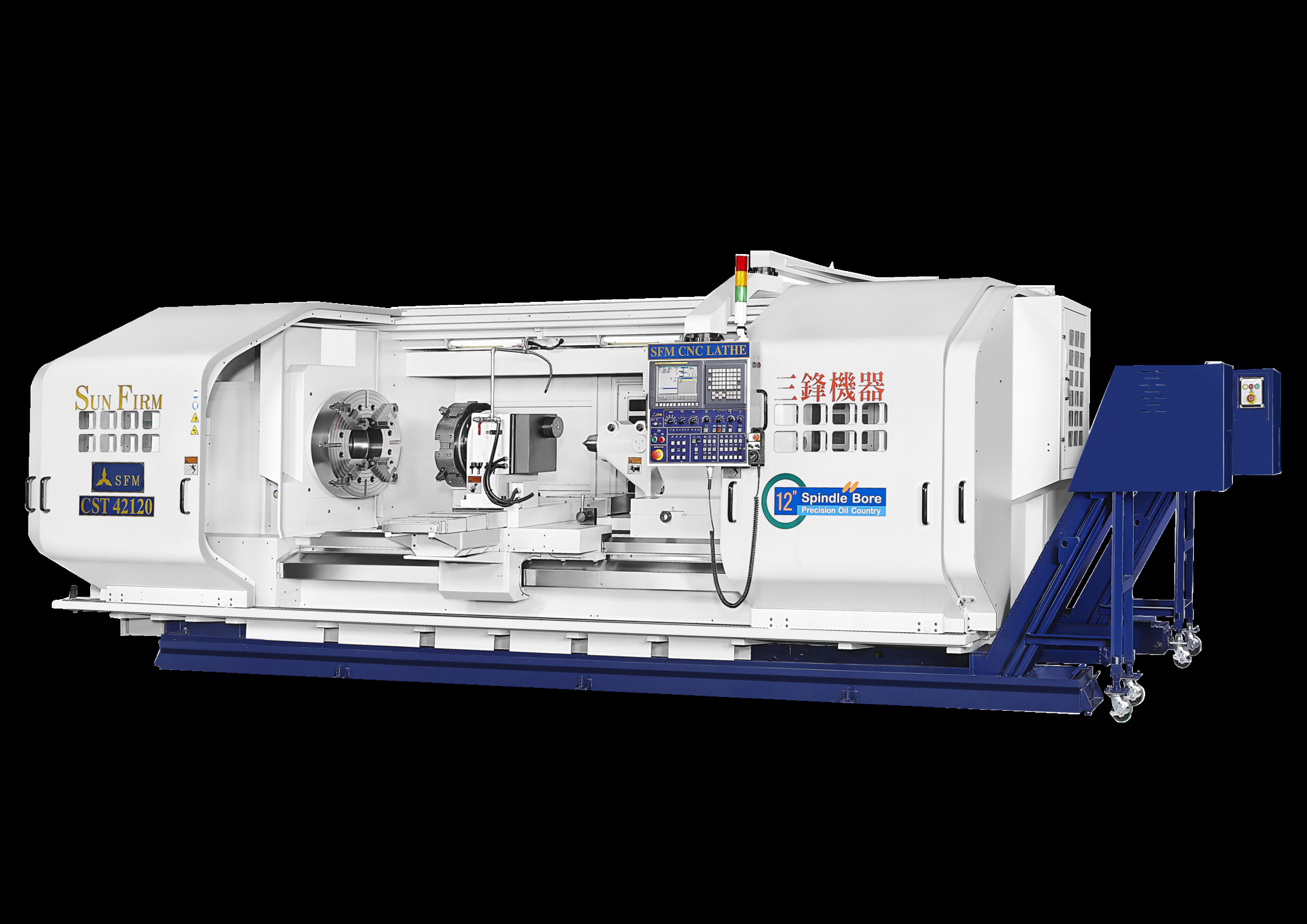 turning-milling CNC lathe