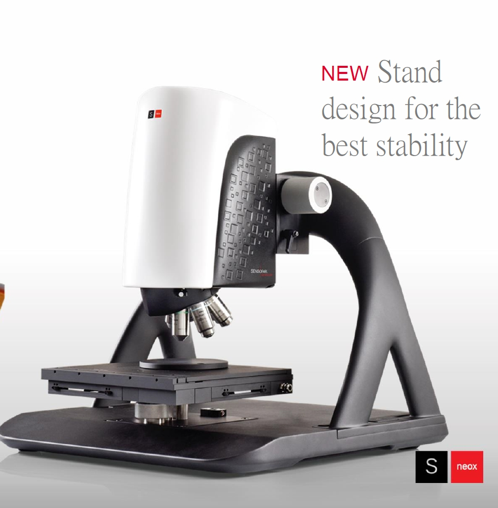 Sensofar: Non-contact surface metrology and device inspection