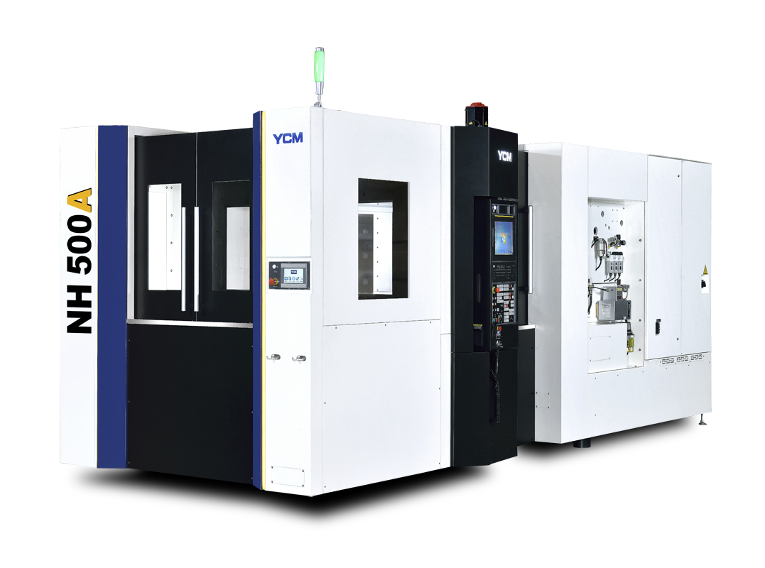 NH500A - High Production 2-Pallet Horizontal Machining Center