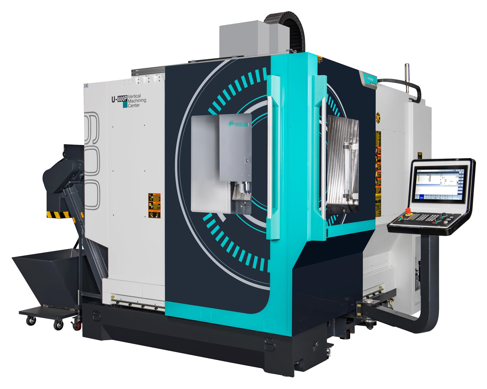 U-600P  5-Axis Vertical Machining Center
