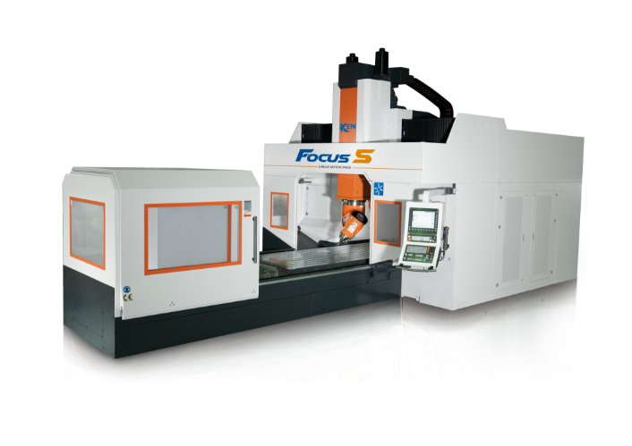 5-Axis Double Column Machine Center(Focus5)