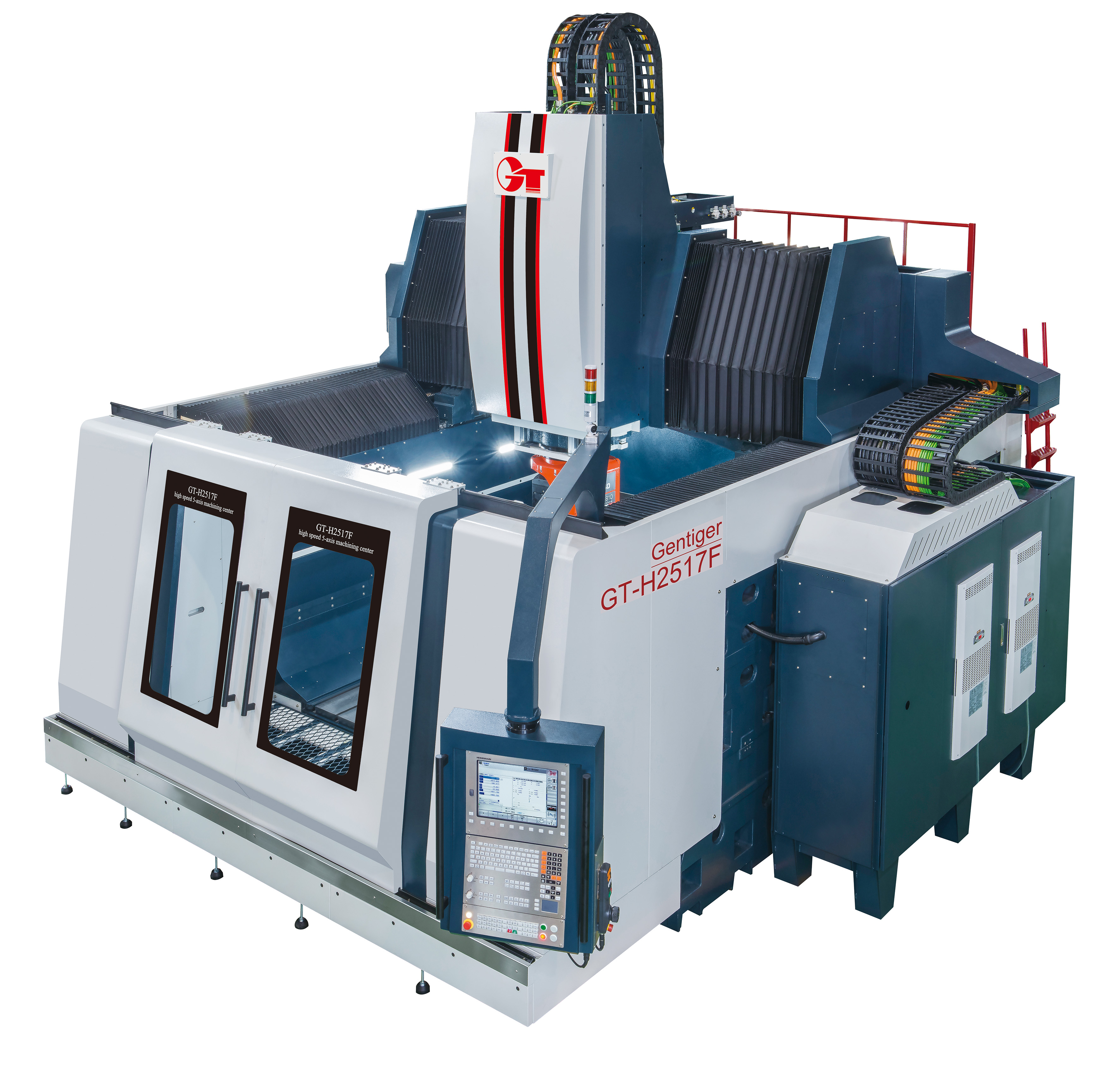 Gentry Type 5-Axis High Speed Machining Center