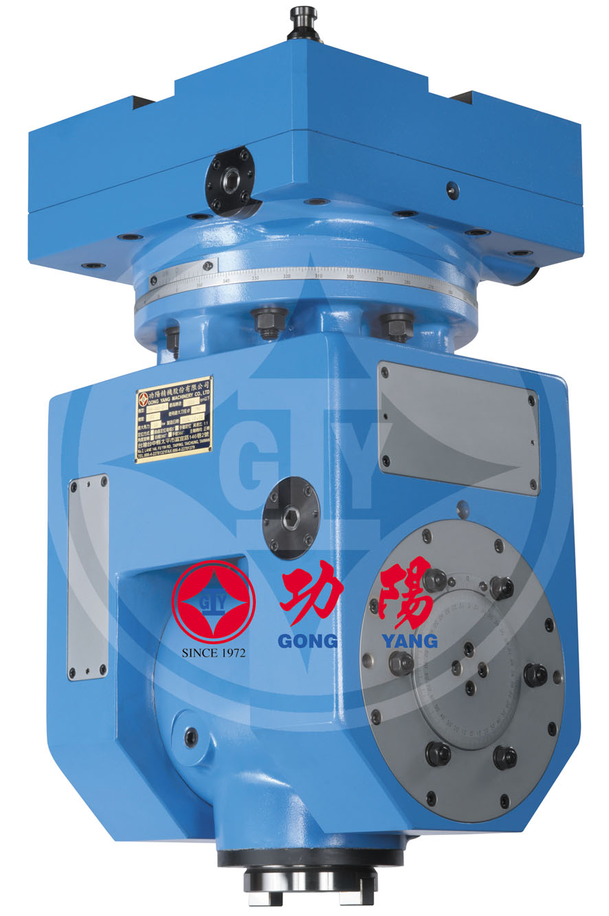 GY-C55 Linear swing universal milling head