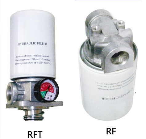 RF,RFT Spin-On Return line filters