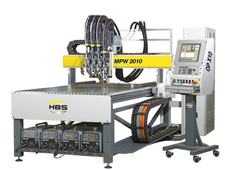 HBS Stud welding machine
