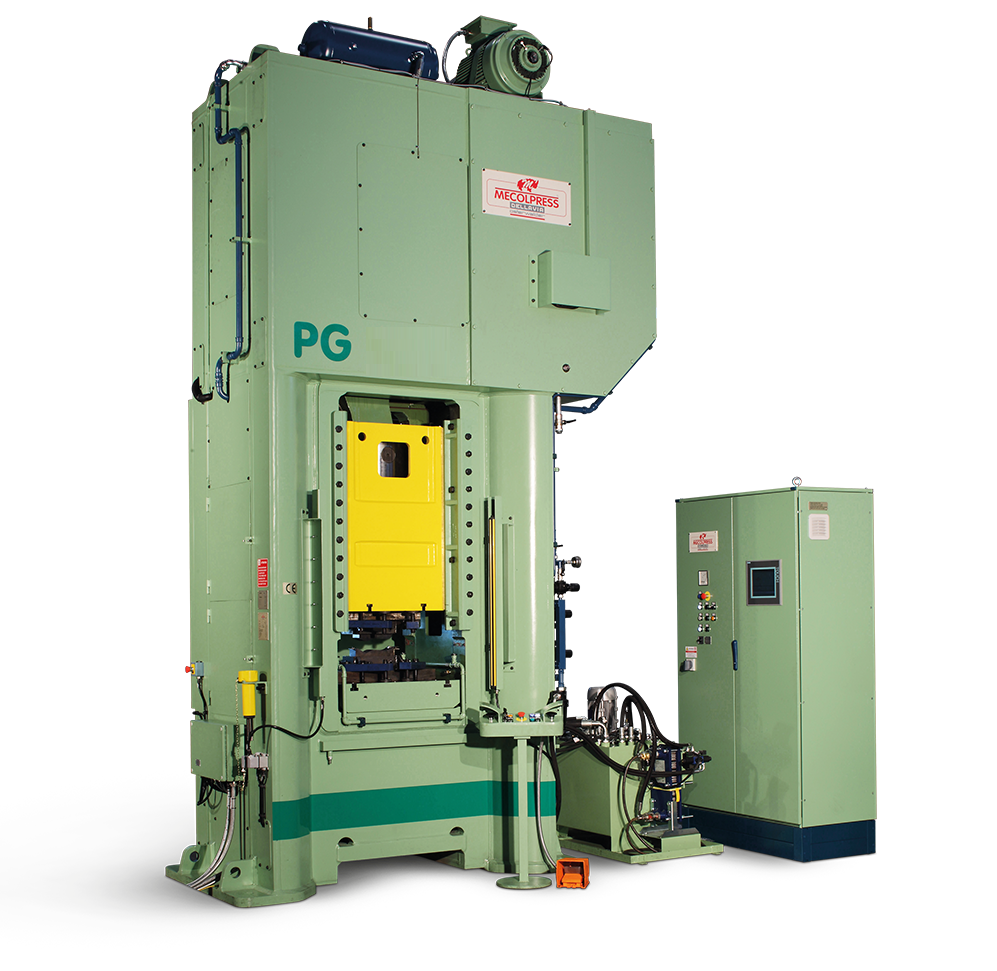 Knuckle joint presses, PG series