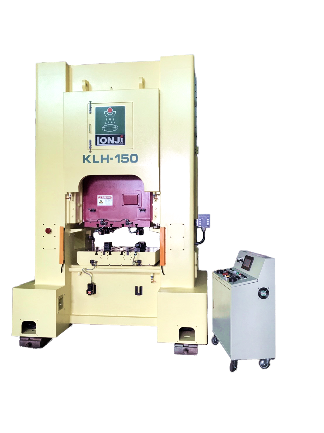 KLH Series Cold Forging High Speed Knuckle Joint Press