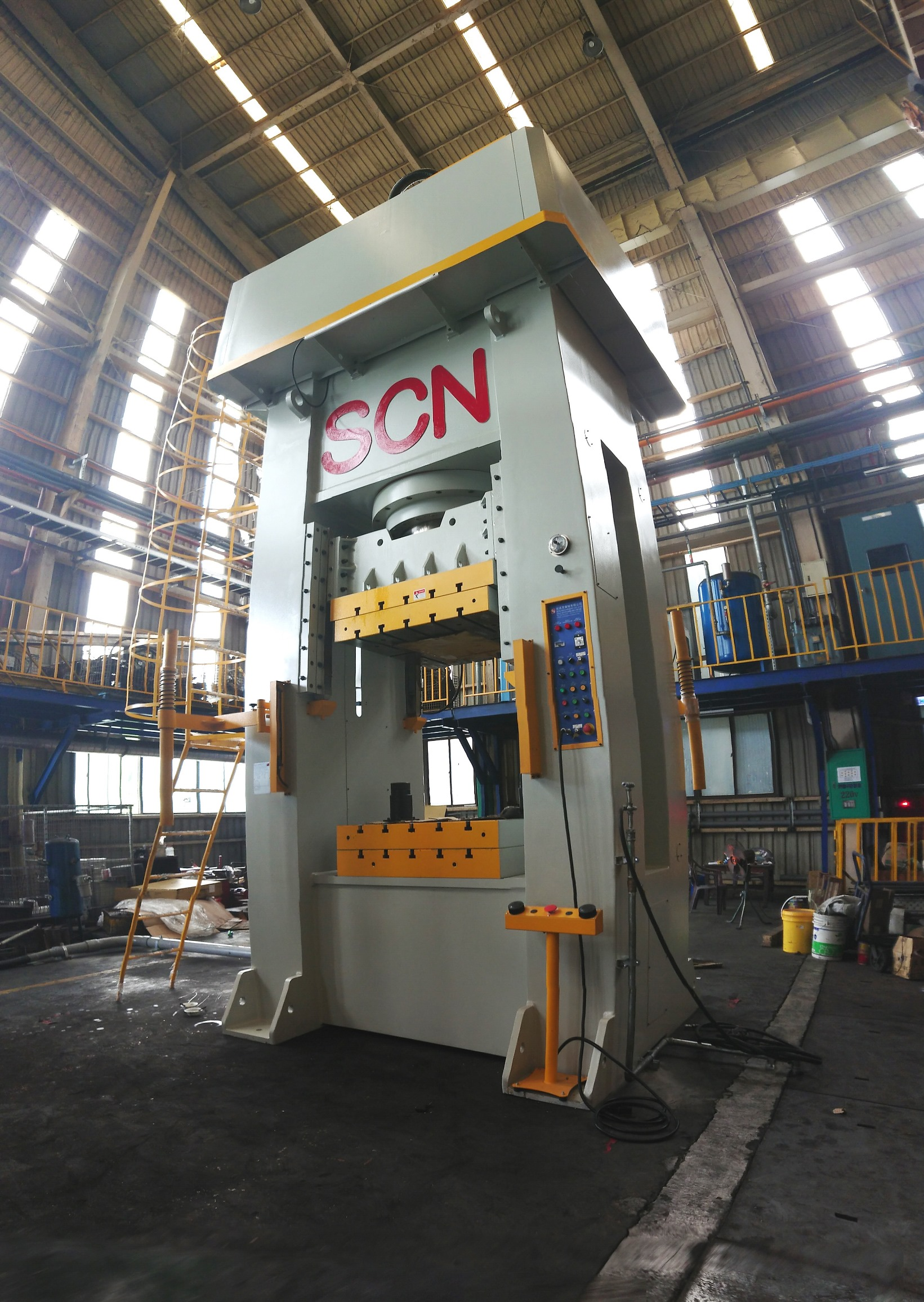 SCN MACHINERY CO.,LTD.