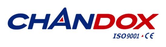 CHANDOX PRECISION INDUSTRIAL CO., LTD.
