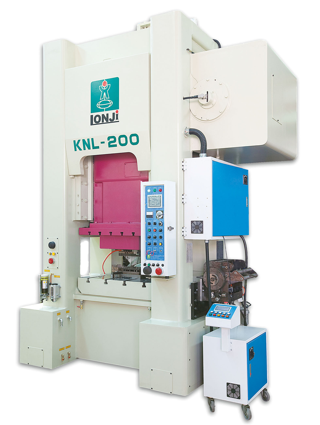 KNL Series Knuckle Joint Press with Link Motion Drive